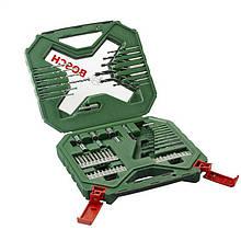 Набор принадлежностей (бит, сверл) Bosch X-Line 60, 2607010611