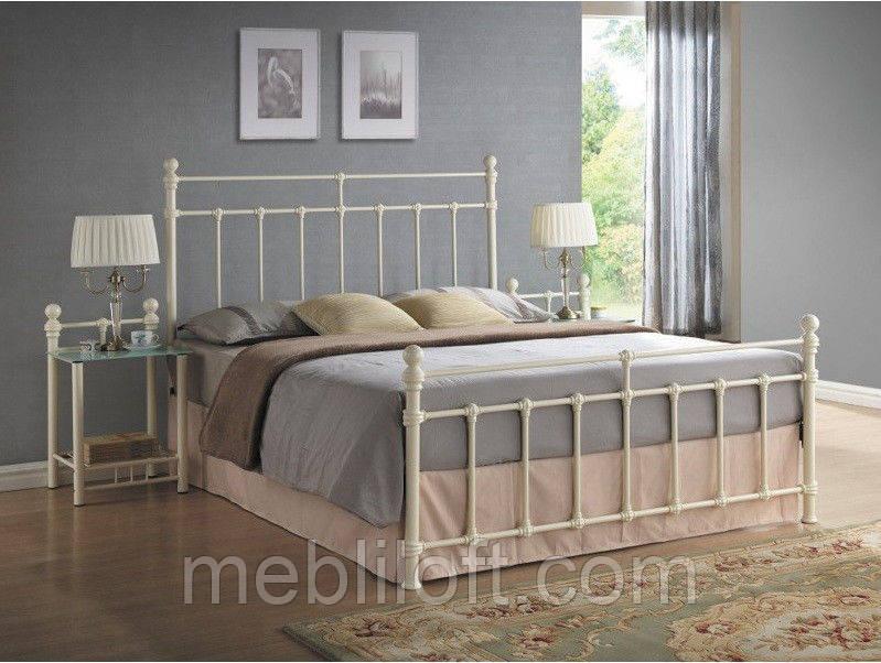 Двоспальне ліжко Signal - Bristol 160
