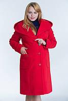 Женское демисезонное пальто Letta №24 (46-52), фото 1