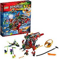 Lego Лего Ninjago Ниндзяго  Корабль R. E. X Ронина 70735