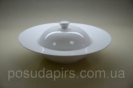 "Тарелка с клоше 9,25"" (23,5см) YF250"