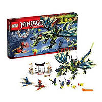 Lego Лего Ninjago Ниндзяго Атака Дракона Моро 70736