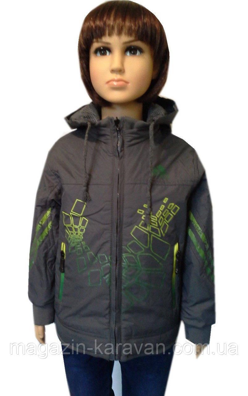 Куртка детская модная весна-осень