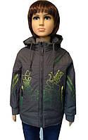 Куртка детская модная весна-осень, фото 1