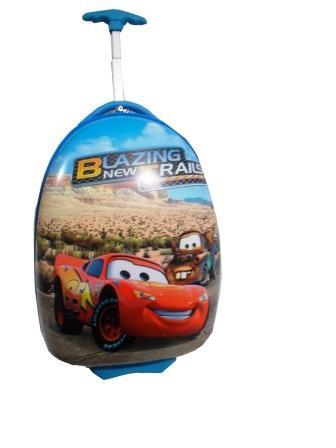 """Детский пластиковый чемодан  """"ТАЧКА"""" +пенал"""
