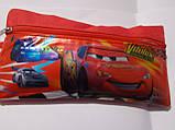 """Дитячий пластиковий чемодан """"ТАЧКА"""" +пенал, фото 2"""