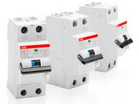 Диференційні вимикачі ABB