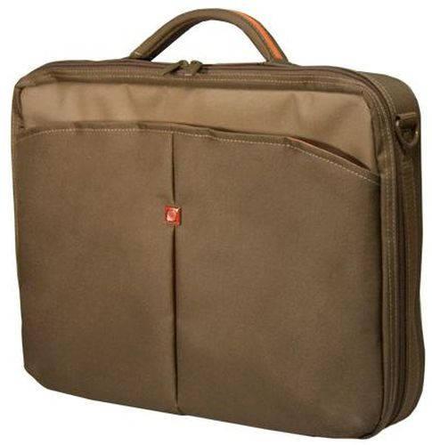 """Оригинальная сумка для ноутбука до 16"""" из нейлон/полиэстера Continent CC-02 Safari бежевый"""