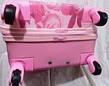 """Дитячий пластиковий чемодан """"Princess"""", фото 3"""
