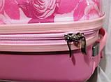"""Дитячий пластиковий чемодан """"Princess"""", фото 5"""