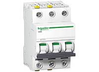Автоматичні вимикачі 3-полюсні Schneider
