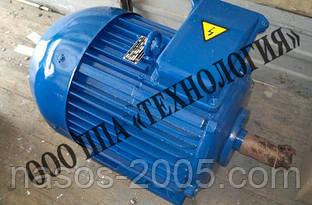 Электродвигатель АИР 250 M2 90 кВт на 3000 об/мин
