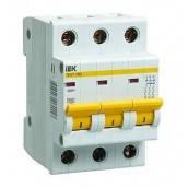 Автоматичні вимикачі ІЕК 3-пол.