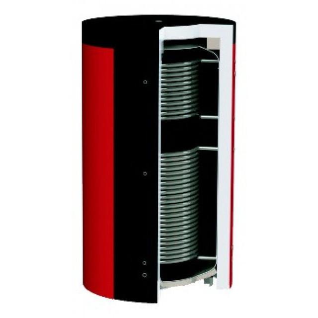 Акумулююча ємність теплобак (буферні ємності) Kuydych ЕА-11 1500 + 2 теплообмінника