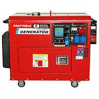 3-фазные дизельные генераторы 5-10 кВт