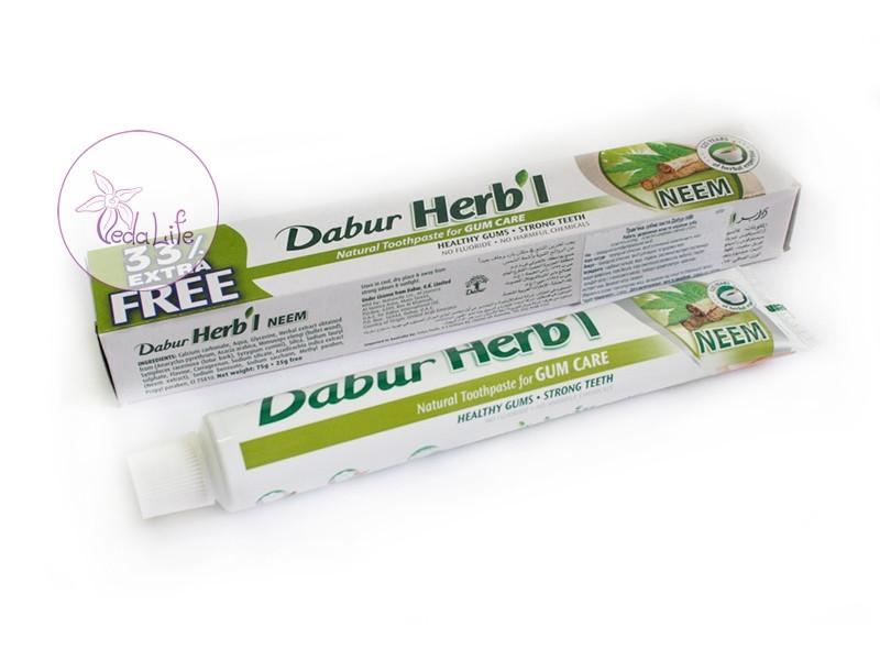 Зубная паста Ним, Neem, 100 грамм - универсальная