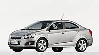 Автоковрик Chevrolet Aveo 2012 -> Sedan  HB