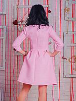 Платье беби-долл, размер: 42,44,46