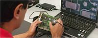 Ремонт электронных блоков для погрузочной техники