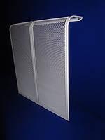 Декоративный экран на чугунную батарею на 9 секций