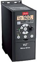 Преобразователь частоты Danfoss VLT Micro FC51 (220 В)
