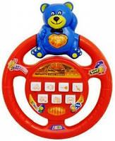 Игровой руль Мишка 2289