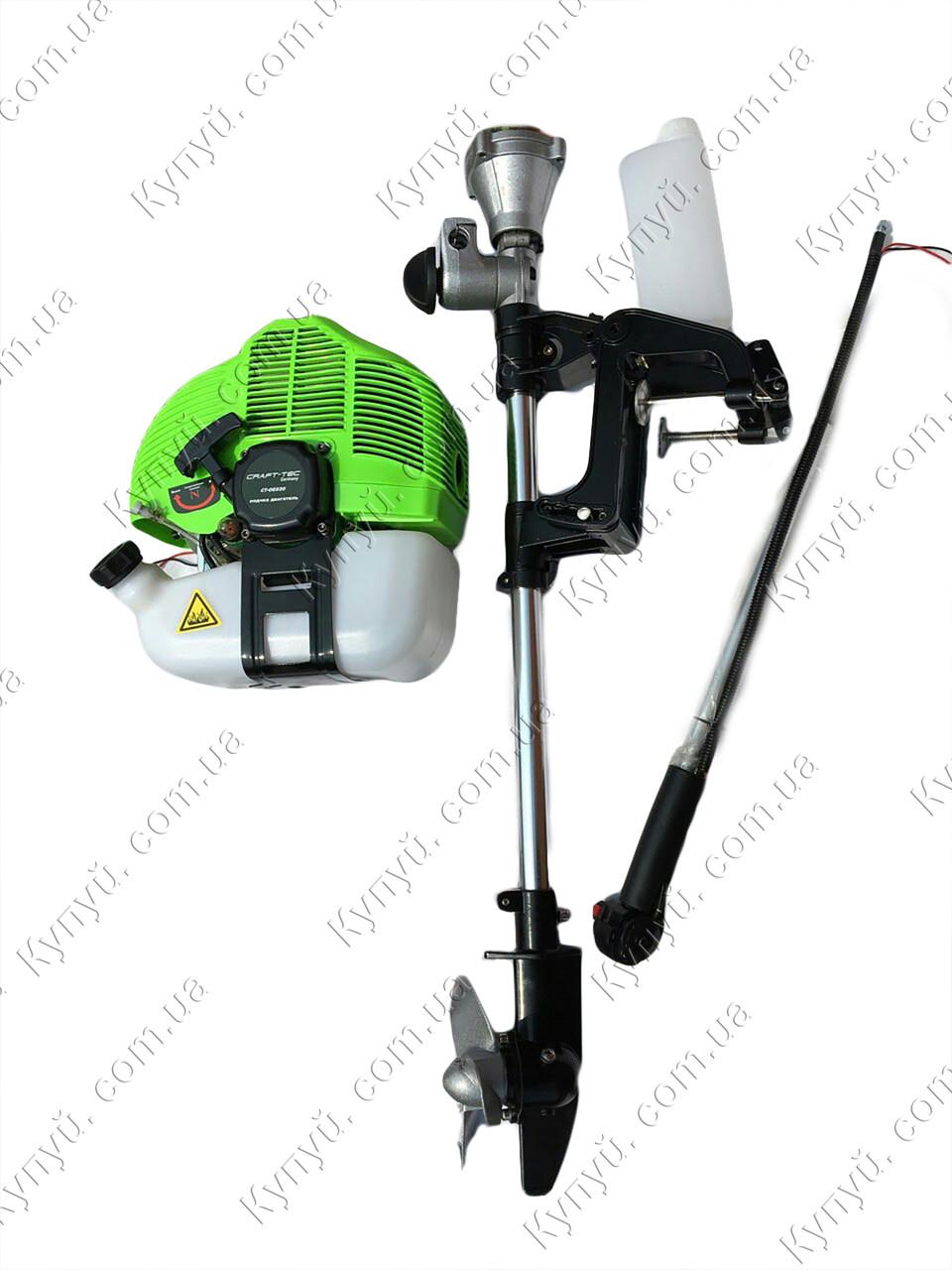 Мотор лодочный Craft-tec CT-OE820