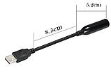USB микрофон для ноутбука гибкий, фото 3