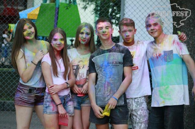 У Черновограді вперше відбувся Holi Fest!