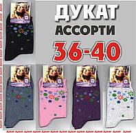 """Носки женские демисезонные х/б ТМ """"Дукат"""", Украина НЖД-02429"""