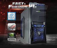 Компьютер FF GM MT-803 I5-6600K 3.5GHz/ 16GB /2GB QUADRO k620/ 120 SSD/ 1TB/750W