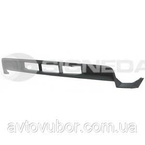 Спойлер бампера Ford Mustang 10-12 PFD05075VA AR3Z17D957BB
