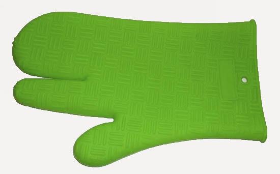 Перчатка силиконовая на 3 пальца