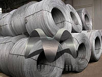 Катанка 5,5мм, сталь 60с2а, Бунт, 30136-95