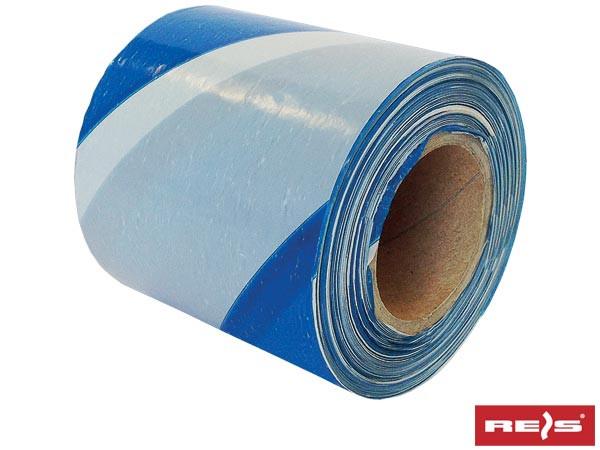 Предупреждение ленты сине-бело, односторонний TASO100NW-251S NW