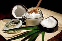 Кокосовое масло нерафинированное, первый холодный отжим 1 литр