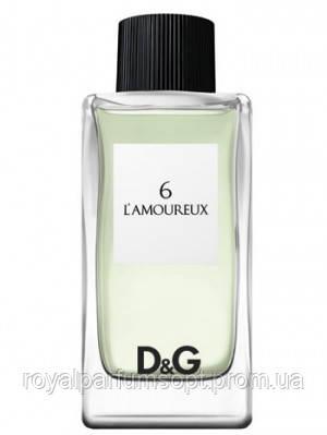 "Royal Parfums версия Dolce & Gabbana ""Anthology L'Amoureaux 6"""