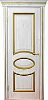 Раздвижная дверь из крашенного ясеня Luton ДГ