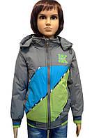 Куртка на мальчика осень-весна , фото 1