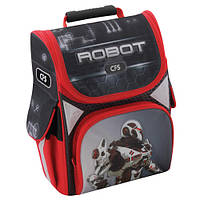 Ранец школьный  для мальчика  Robot CFS 701