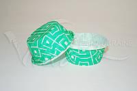 Формочки из пергамента с усиленным бортиком, зеленый