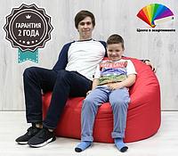 Бескаркасный диван L 110x90x70 см (ткань: оксфорд)