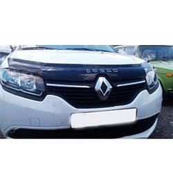 Дефлектор капота VIP TUNING Renault Logan 2012-