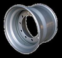 Колесный диск BTRW R22.5 10x335 11.75 на грузовик под барабан, Грузовые диски на прицеп, стальные диски, фото 1