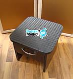 Подставка для педикюрной ванночки с выдвижным ящиком, фото 7
