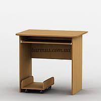 Стол компьютерный Тиса-16, 80*60, бук светлый