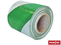 Предупреждение ленты зелено-белые, односторонний TASO100ZW-251S ZW