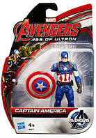 "Фигурка Капитан Америка ""Эра Альтрона"" - Captain America, Avengers ""Age of Ultron"", Hasbro, 9.5CM"