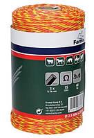 Шнур для электропастуха Farma, моток 250 м., Китай