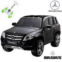 Детский электромобиль Mercedes-Benz (черный)